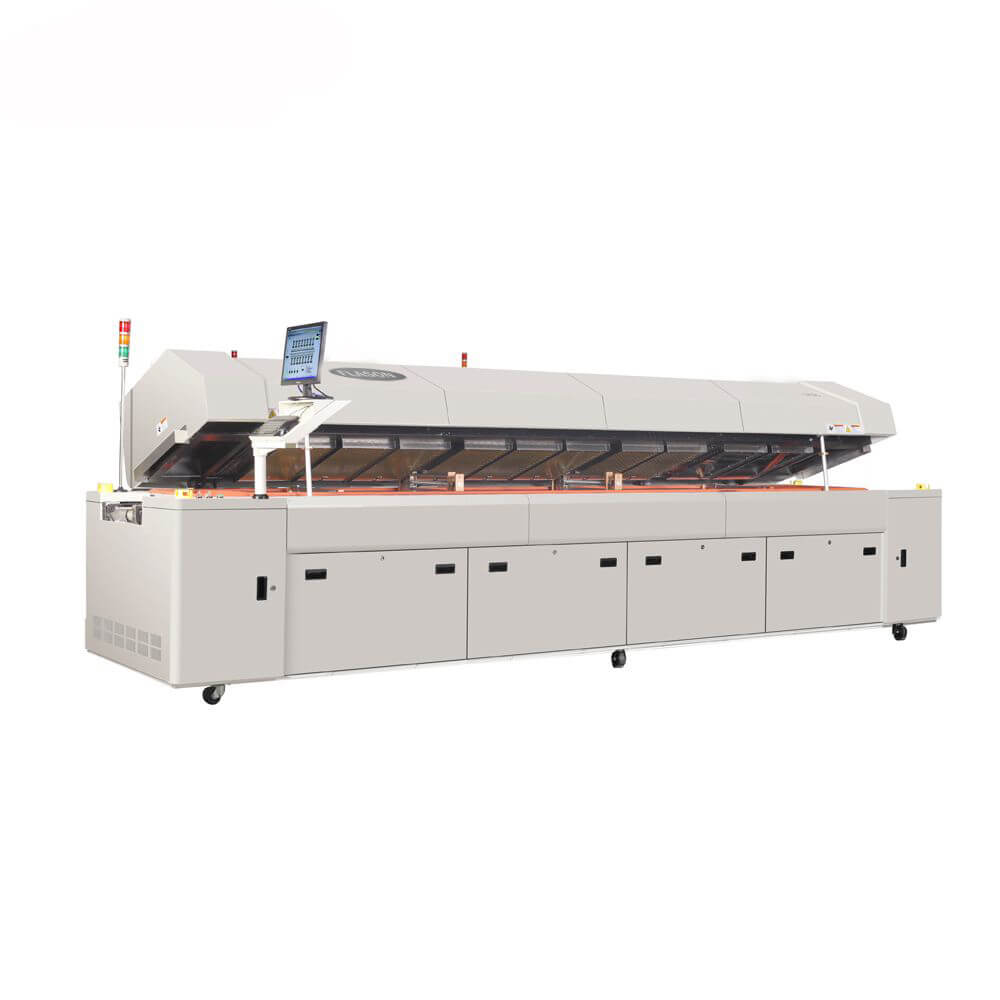 China SMT reflow oven manufacturer- SMT Assembly line Equipment