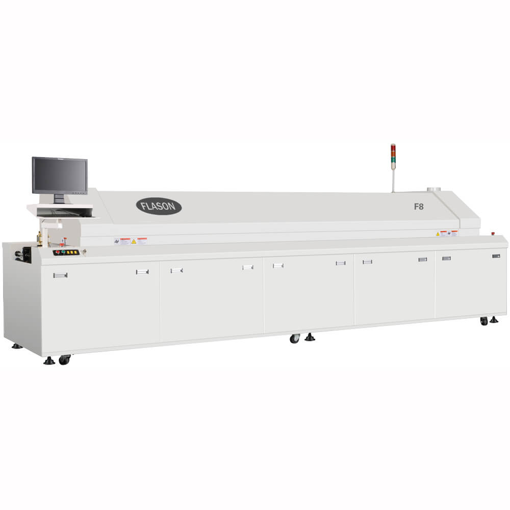 SMT Assembly line Machine PCB soldering Reflow Oven for Consumer Electronics PCB production