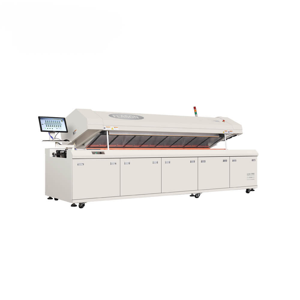 Custom LED Assembly Lead Free SMT Reflow Oven