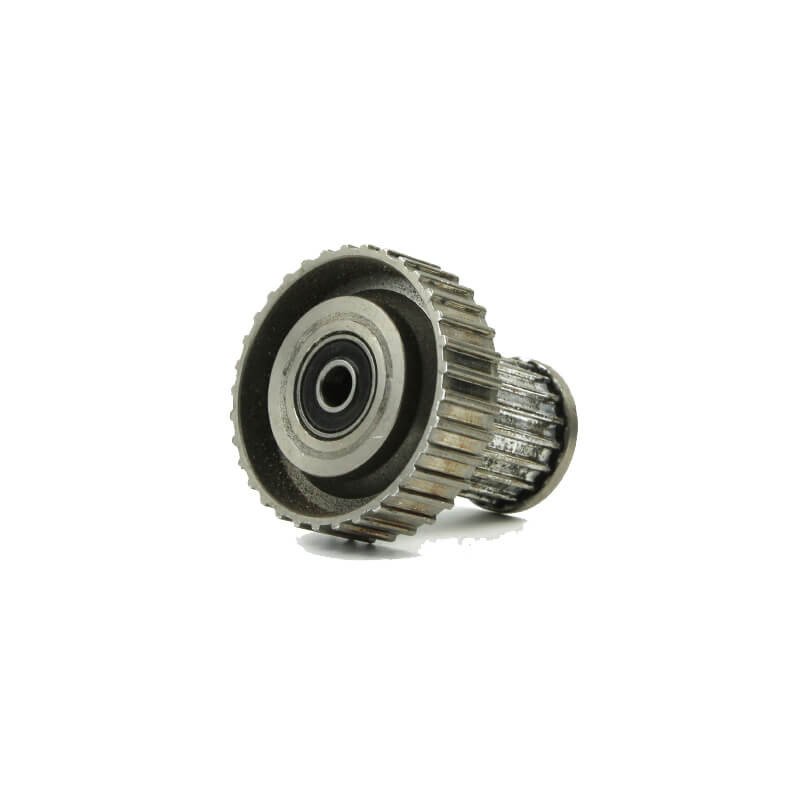 SMT SPARE PARTS SIEMENS FITTING PARTS SMT IC PLACER GEAR FOR X-AXIS 00318552-04