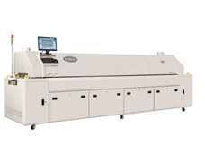 Reflow Soldering Oven for SMT LED PCB Welding Machine 10 Zones Oven